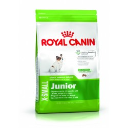ALIMENT CHIEN X SMALL JUNIOR 500G
