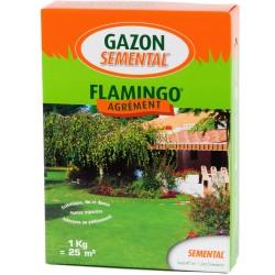 GAZON RUSTIQUE ET AGREMENT FLAMINGO 1KG