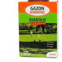 GAZON SPORT ET AIRE DE JEUX DIABOLO 3KG