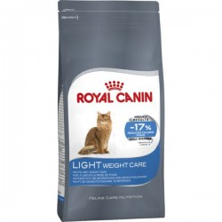 ALIMENT CHAT LIGHT WEIGHT CARE 2KG