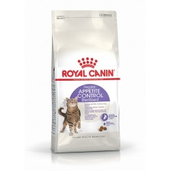 ALIMENT CHAT APPETITE CONTROL STERILISED 2KG