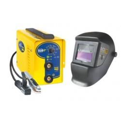 POSTE A SOUDER  INVERTER GYSMI 160P + MASQUE LCD