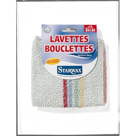 LAVETTE BOUCLETTE (X2) (32X32)