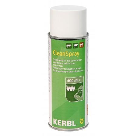 CLEAN SPRAY 400 ML POUR PEIGNES