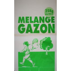 MELANGE SEMENCES GAZON PROMO 25 KG
