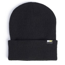 BONNET TRICOT THINSULATE NOIR TU