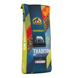 Aliment cheval TRADITION MIX - Sac de 20kg + 2kg gratuits