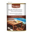 HUILE PROTECTRICE BOIS EXTER.