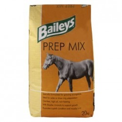 ALIMENT CHEVAL PREP MIX 20KG
