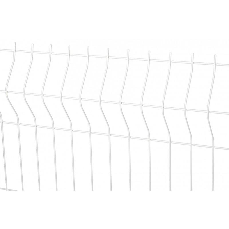 grillage panneau axis blanc 148x2480 pole vert montauban. Black Bedroom Furniture Sets. Home Design Ideas