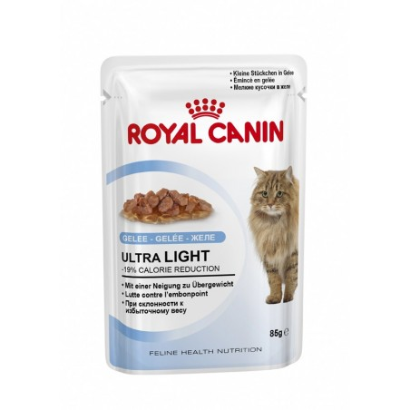 ALIMENT CHAT LIGHT WEIGHT CARE 400GR