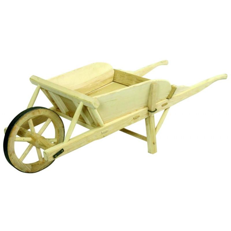brouette bois roue bois cercler fer pole vert montauban. Black Bedroom Furniture Sets. Home Design Ideas