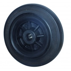 ROUE DIABLE J.PLAST.125 MR25