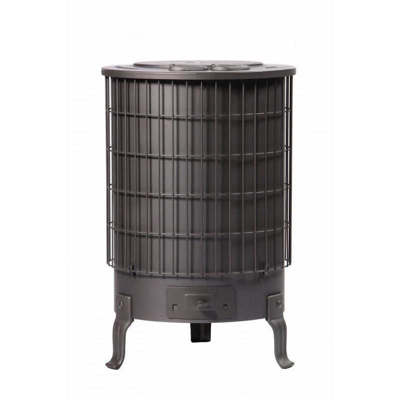 poele bois deom turbo n5. Black Bedroom Furniture Sets. Home Design Ideas