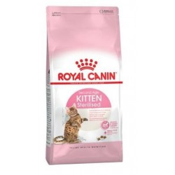 CROQUETTES CHAT KITTEN STERILISED 400G PROMO
