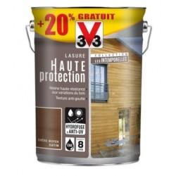 LASURE HAUTE PROTECTION BOIS CHENE MOYEN 2,5L+20% V33