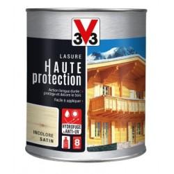 LASURE HAUTE PROTECTION BOIS INCOLORE 1L V33