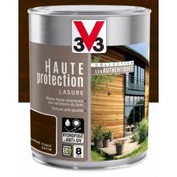 LASURE HAUTE PROTECTION BOIS CHENE FONCE 1L V33