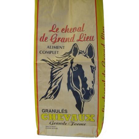 ALIMENT CHEVAL DE GRAND LIEU 25KG
