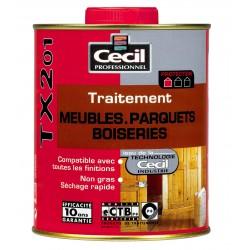 TRAITEMENT TX201/XILBI MEUBLES 1L