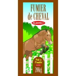 FUMIER DE CHEVAL BIO COMPOSTE 2 ANS 20KG