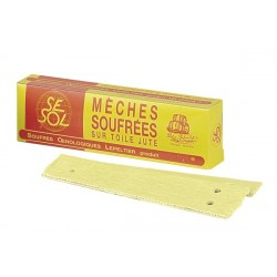 MECHES SOUFFREES 500G X12
