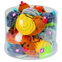 PELUCHES TREMBLE TOYS VIBRANTE