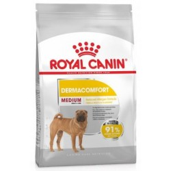 ALIMENT CHIEN MEDIUM DERMACOMFORT 10KG