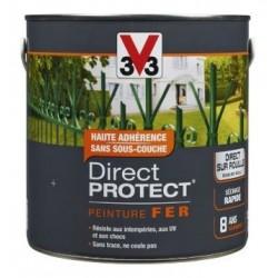 PEINTURE FER-DIRECT PROTECT BRILLANT-ANTHRACITE 500ML V33