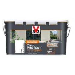 PEINTURE FAÇADES DIRECT PROTECT - MAT BLANC 2.5 L