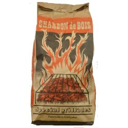 CHARBON DE BOIS 75L