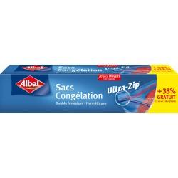 SAC CONGELATION ULTRA ZIP MOYEN MODELE X15 + 5 OFF