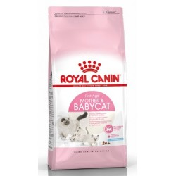 CROQUETTES CHAT MOTHER & BABYCAT 400G ROYAL CANIN
