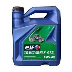 HUILE ELF TRACTORELF ST3 15W40 5L