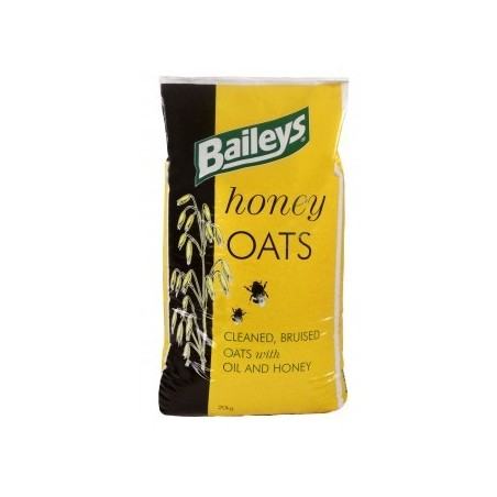 ALIMENT CHEVAL HONEYED OATS AVOINE AU MIEL