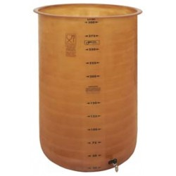 GARDE VIN RESINE LUXE 300L D 60 68 H109 ROB DN15