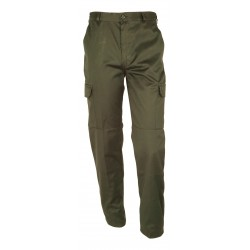 PANTALON BASIC 6 POCHES