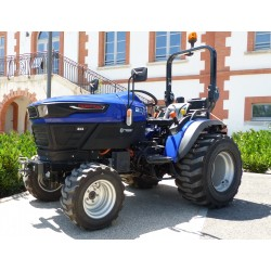 TRACTEUR FARMTRAC FT20E ELECTRIC INDUS.