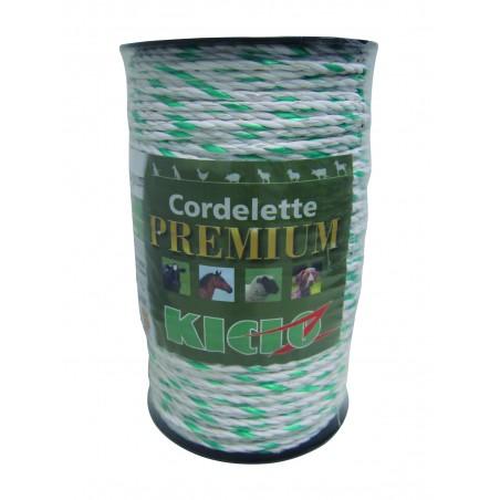 CORDELETTE CLOTURE PREMIUM D.6.5MM 200M