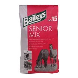 ALIMENT CHEVAL SENIOR MIX N15 20KG
