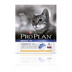 ALIMENT CHAT PRO PLAN  ADULT 7+ CHICKEN 400GR