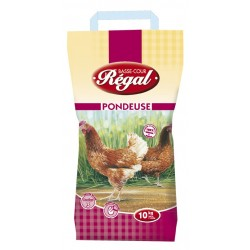 ALIMENT POULE PONDEUSE REGAL GRANULE 10KG