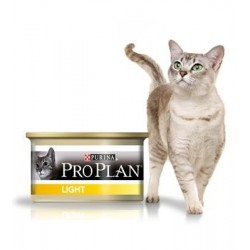 PROPLAN CHAT HUMIDE LIGHT 85G