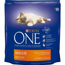 ALIMENT CHAT ONE ADULT POULET 1.5KG