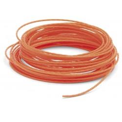 Bobine de fil nylon Whisper 2,7 mm x 12 m HUS57843