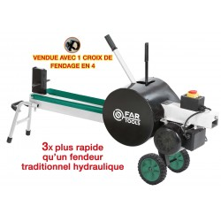 FENDEUSE FARTOOLS FORCE3 7T 52CM 1500W RAPIDE