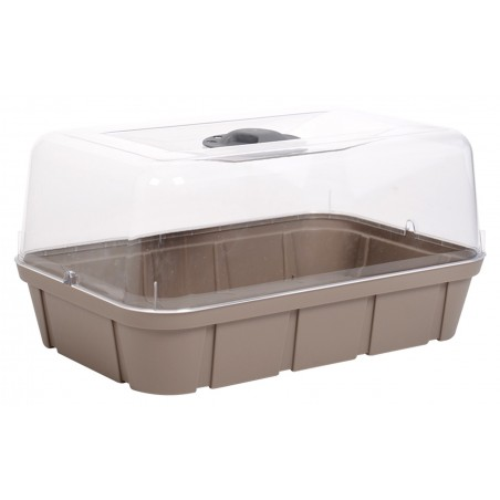 MINI SERRE DE CULTURE 15.7L TAUPE