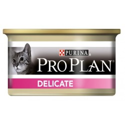 PROPLAN CHAT HUMIDE DELICATE 85G