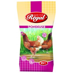 ALIMENT POULE PONDEUSE REGAL GRANULE 25KG