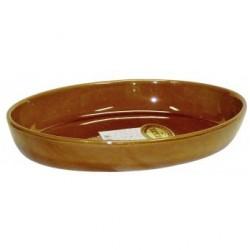 PLAT SABOT/A GRATIN BRUN 5.10L